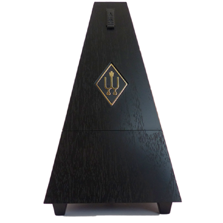 Wittner Pyramid Metronome Black finish NEW